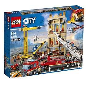 LEGO City 60216 Keskustan palokunta