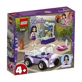 LEGO Friends 41360 Emmas mobila veterinärklinik