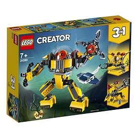 LEGO Creator 31090 Undervattensrobot