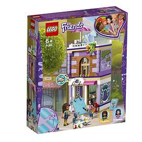 LEGO Friends 41365 Emmas ateljé