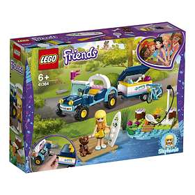 LEGO Friends 41364 Stephanies buggy med släp