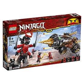 LEGO Ninjago 70669 Coles jordborr