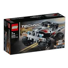 LEGO Technic 42090 Flyktbil