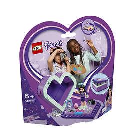 LEGO Friends 41355 Emmas hjärtask