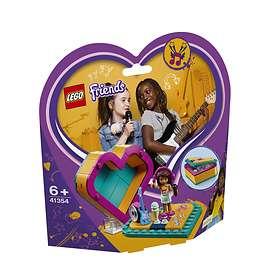 LEGO Friends 41354 Andreas hjärtask