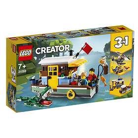 LEGO Creator 31093 Flodhusbåt