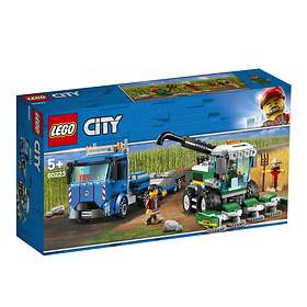 LEGO City 60223 Transport för skördetröska