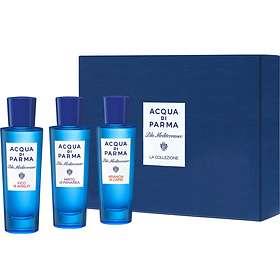 Acqua Di Parma Blu Mediterraneo La Collezione 3x30ml For Men