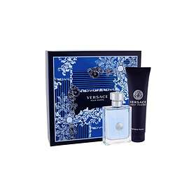Versace Pour Homme edt 100ml + SG 150ml for Men