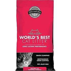 Worlds Best Cat Litter Original Multiple Cat Clumping Kattsand 6,35kg