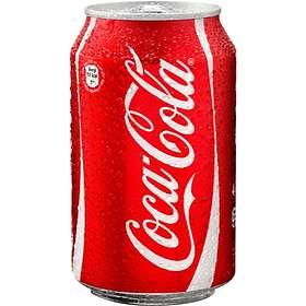 Coca-Cola Burk 0,33l