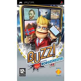 Buzz! Norgesmester (PSP)