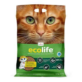 Intersand EcoLife Kattströ 5,5kg