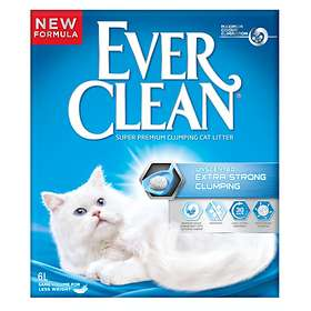 EverClean Extra Strength Unscented Kattsand 10l