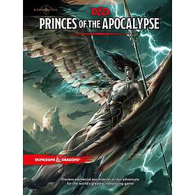 Dungeons & Dragons: 5th: Princes of The Apocalypse (exp.)