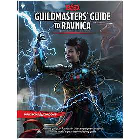 Dungeons & Dragons: Guildmasters Guide To Ravnica (exp.)