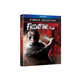 Friday the 13th - 8-Movie Collection (3D) (US)