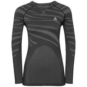 Odlo Performance Blackcomb SUW Crew Neck LS Shirt (Naisten)