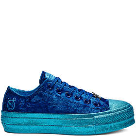 premium selection 1bf41 5620e Converse x Miley Cyrus Chuck Taylor All Star Velvet Bold Low (Unisex)