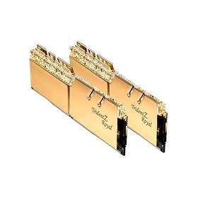 G.Skill Trident Z Royal Gold DDR4 3200MHz 2x8GB (F4-3200C16D-16GTRG)