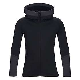 Peak Performance Stretch Rider Midlayer Zip Up Hood Jacket (Jr)