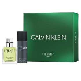 Calvin Klein Eternity edt 100ml + Deospray 150ml for Men