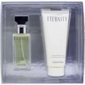 Calvin Klein Eternity edp 30ml + BL 100ml for Women