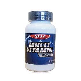 Self Omninutrition Multivitamin 60 Tabletter