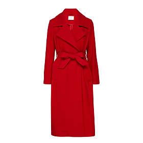 Just Female Sette Wool Coat (Dame)
