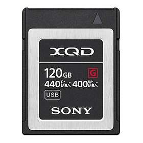 Sony G Series XQD 440/400MB/s 120GB
