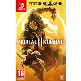 Mortal Kombat 11 (Switch)