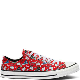 reputable site ea00a 61b64 Converse x Hello Kitty Chuck Taylor All Star Canvas Low (Unisex)