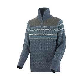 Jotunheim Gjendebu Strikkegenser Sweater Half Zip (Jr)