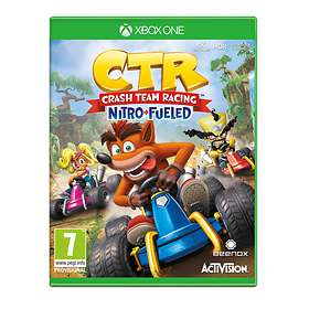 CTR Crash Team Racing - Nitro Fueled Edition (Xbox One)