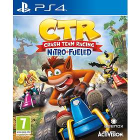CTR Crash Team Racing - Nitro Fueled Edition (PS4)