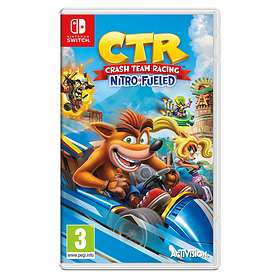 CTR Crash Team Racing - Nitro Fueled Edition (Switch)