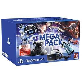 Sony PlayStation VR Mega Pack (+ Caméra)