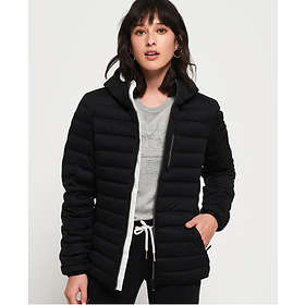 Superdry Contak Down Stretch Jacket (Dame)