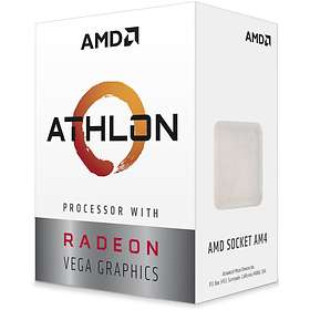 AMD Athlon 220GE 3.4GHz Socket AM4 Box