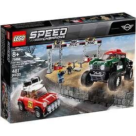 John Works Bu Lego S Mini Rally 75894 Cooper Et Speed Champions 1967 53Rjq4AL