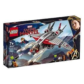 LEGO Marvel Super Heroes 76127 Captain Marvel och Skrullattacken