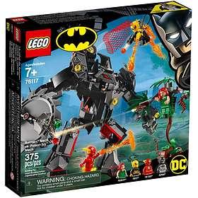LEGO DC Comics Super Heroes 76117 Batman robot mot Poison Ivy robot