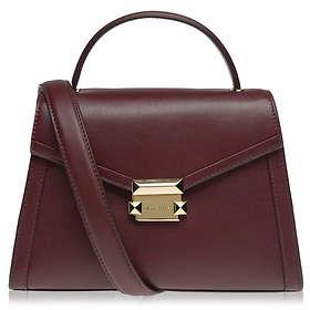 Michael Kors Whitney Medium Leather Satchel Bag