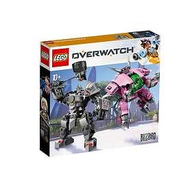 LEGO Overwatch 75973 D.Va & Reinhardt