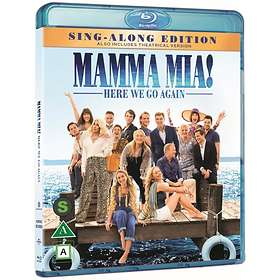 Mamma Mia! Here We Go Again - Sing Along Edition + Theatrical Version