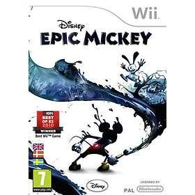 Disney Epic Mickey (Wii)