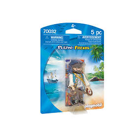 Playmobil Playmo-Friends 70032 Pirate
