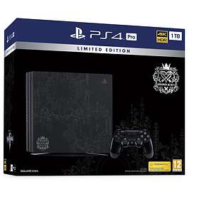 Sony PlayStation 4 Pro 1TB (inkl. Kingdom Hearts 3) - Limited Edition