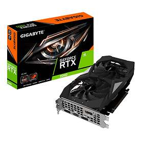 Gigabyte GeForce RTX 2060 OC HDMI 3xDP 6GB