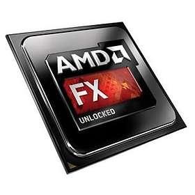 AMD FX-Series FX-8300 3,3GHz Socket AM3+ Box